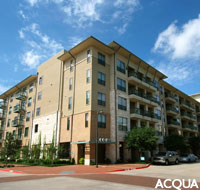 Acqua Apartments Plano Tx